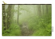 Craggy Gardens Trail Carry-all Pouch