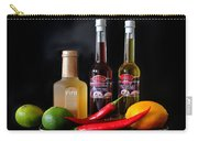 Cranberry And Fruit Carry-all Pouch