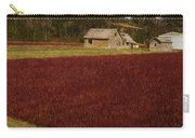 Cranberry Bog Carry-all Pouch