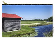 Cranberry Bogs Carry-all Pouch