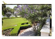 Crane Cottage Garden In Spring Carry-all Pouch