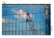Crane Reflection - Atlantic City Carry-all Pouch
