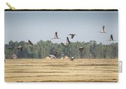 Cranes Over Ethiopia Carry-all Pouch