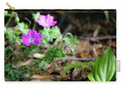 Cranesbill Carry-all Pouch