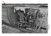 Crank Wood Bw Carry-all Pouch
