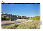 Crantock And The Gannel Carry-all Pouch