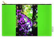 Crape Myrtles Abstract Carry-all Pouch