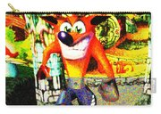 Crash Bandicoot Carry-all Pouch