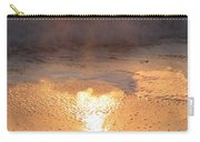 Crashing Wave At Sunrise Carry-all Pouch