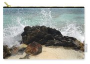 Crashing Waves At Sugar Beach Carry-all Pouch