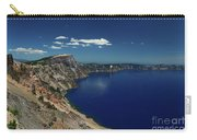 Crater Lake A Caldera Lake  Carry-all Pouch