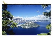 Crater Lake Carry-all Pouch