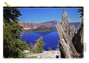 Crater Lake And Wizard Island Carry-all Pouch