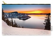 Crater Lake Dawn Carry-all Pouch
