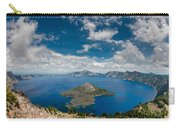 Crater Lake From Watchman Overlook Carry-all Pouch