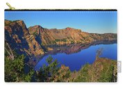 Crater Lake Morning Reflections Carry-all Pouch