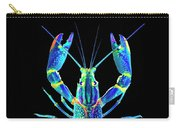 Crawfish In The Dark - Blublue Carry-all Pouch