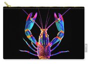 Crawfish Inthe Dark Allsat Carry-all Pouch