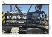 Crawler Crane Hire In London And Kent Carry-all Pouch