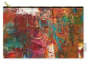 Crazy Abstract 1 Carry-all Pouch