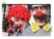 Crazy Circus Clowns Carry-all Pouch