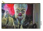 Crazy Clown Carry-all Pouch