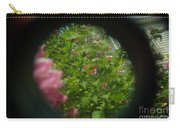 Crazy Floral Three  Carry-all Pouch