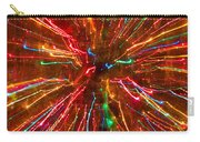 Crazy Fun Colorful Abstract Carry-all Pouch