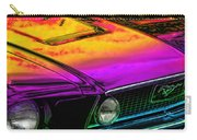 Crazy Horse Carry-all Pouch by Gordon Dean II