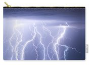 Crazy Skies Carry-all Pouch