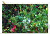 Crazyquilt Garden Carry-all Pouch