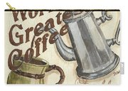 Cream Coffee 1 Carry-all Pouch