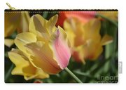 Creamy Yellow Tulip Carry-all Pouch