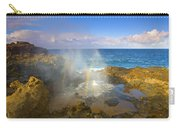 Creating Miracles Carry-all Pouch by Mike  Dawson