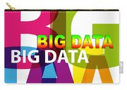 Creative Title - Big Data Carry-all Pouch