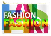 Creative Title - Fashion Carry-all Pouch