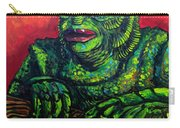 Creature Black Lagoon Carry-all Pouch