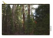 Creek And Giant Sequoias In Kings Canyon California Carry-all Pouch