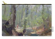 Creek At Lockport Natural Trail Carry-all Pouch