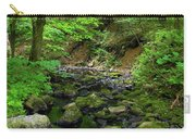 Creek Crossing In Ma Carry-all Pouch