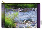 Creek Daisys Carry-all Pouch