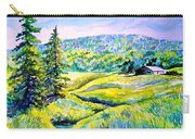 Creek To The Cabin Carry-all Pouch by Joanne Smoley