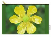 Creeping Buttercup Carry-all Pouch