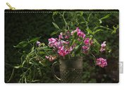 Creeping Peas  Carry-all Pouch