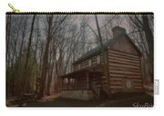 Creepy Cabin Carry-all Pouch