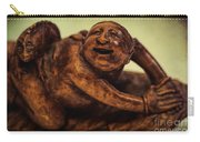 Creepy Things On The Mantel 4 Carry-all Pouch