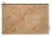 Crema Valencia Granite Carry-all Pouch