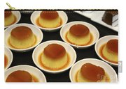 Creme Caramel Dessert Carry-all Pouch