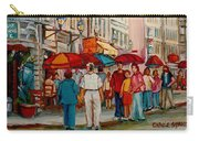 Creme De La Creme Cafe Carry-all Pouch