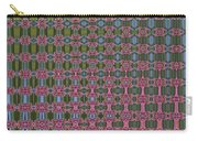 Crepe Myrtle Abstract Carry-all Pouch